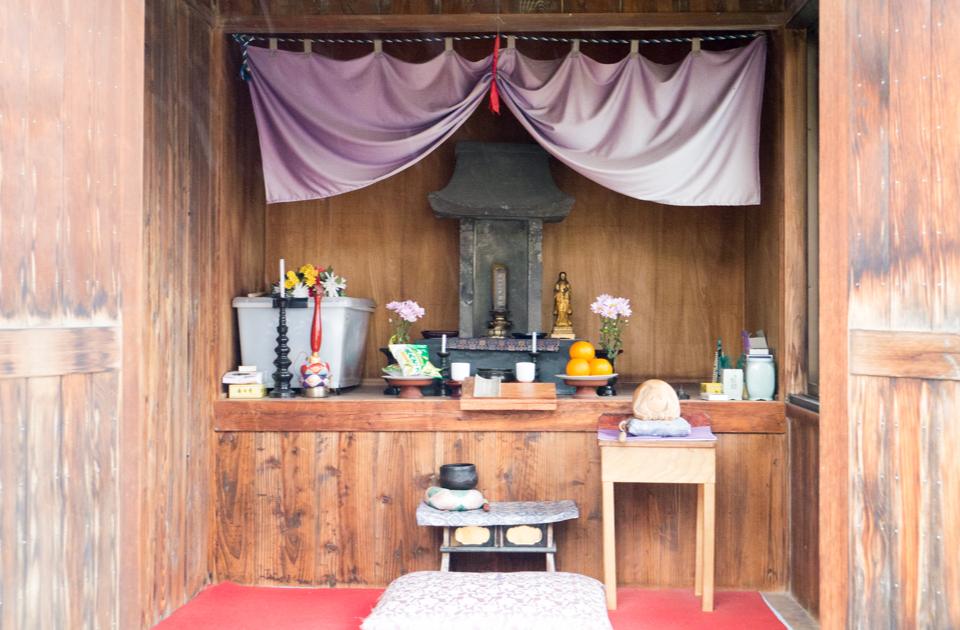 福岡県大牟田市の寺院 – 黄檗宗 金井寺