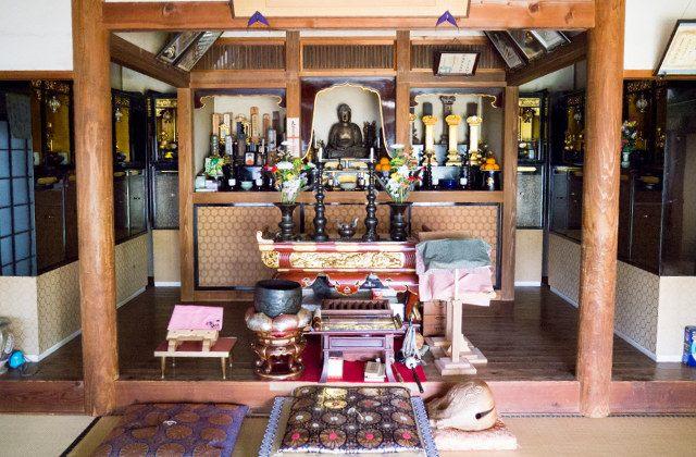 大牟田で葬儀を行う寺をお探しなら【金井寺】へ