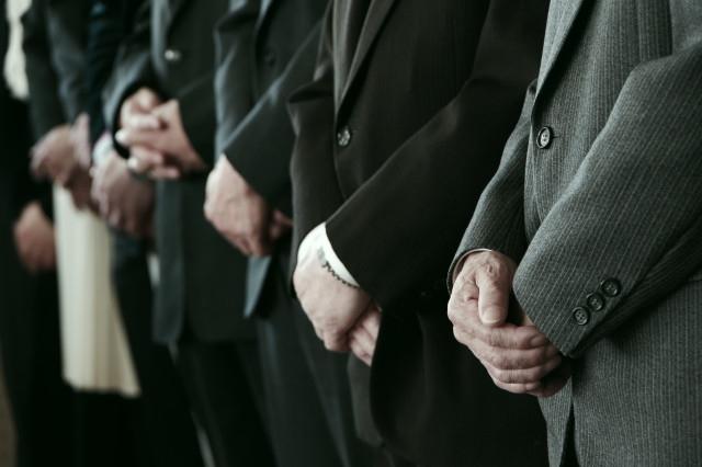 葬儀の際の服装マナー